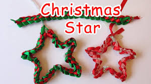 christmas star ana diy crafts youtube
