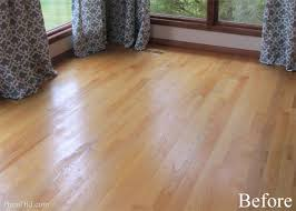 Hardwood Floor Shine Non Toxic All Restorer For Hardwood Floors Bren Did