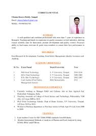 Best Qa Resume 2015 by My Simple Resume For Food Industry Food Safety And Quality Assurance U2026