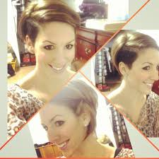 shaved side bob all dolled up pinterest bobs undercut and