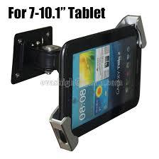 Tablet Desk Mount metal ipad security stand case flexible tablet wall desk mount