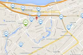Boston Parking Map by Man Parking At Fenway Is A Disaster On Game Day Boston Magazine