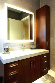Lighted Mirrors For Bathroom Lighted Mirrors Bathroom Northlight Co