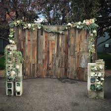 wedding backdrop rustic this from custommade wedding backdrops