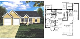 style house ranch style house plans ideal for family needs house plans