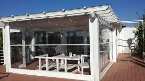verande in plastica tenda cristal trasparente con guide per verande e chioschi