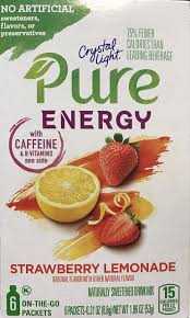 amazon com light pure energy mixed berry drink mix 6 on