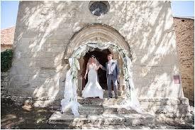 Wedding Arches In Church Glamorous Wedding At Chaeau Domaine D U0027essendieras In Dordogne