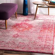 Fuchsia Rug Pink 7x9 10x14 Rugs Shop The Best Deals For Oct 2017