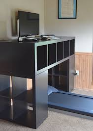 Diy Standing Desk by Desk Stand Up Desk Ikea Inside Wonderful Knotten Standing Desk