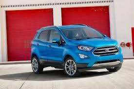 nissan juke vs ford ecosport 2018 ford ecosport preview news cars com