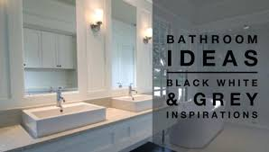white and gray bathroom ideas black white and gray bathroom ideas 5 tags cottage master bathroom