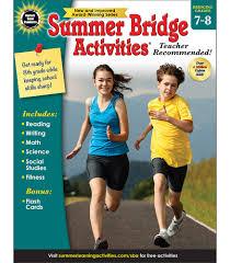 sale summer bridge activities 7 8
