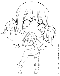 chibi lineart google search colouring pinterest chibi