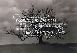 typography wallpaper the hanging tree by krystallam on deviantart