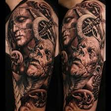 pictures of and demons images for tatouage
