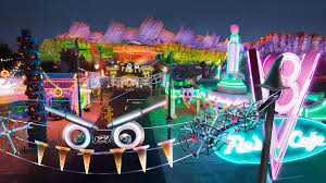 cars land for the first time will take a spooky turn at