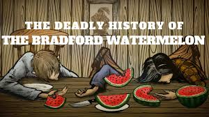 The Bradford Watermelon Story Mind Of A Chef Youtube