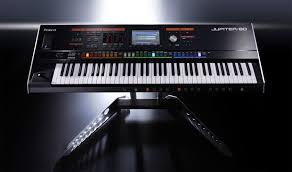 roland home theater roland jupiter 80 synthesizer