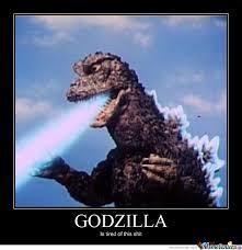 Godzilla Meme - godzilla by haaaaxman meme center