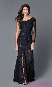 one shoulder prom dresses lace dress images