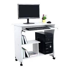 bureau ordinateur blanc bureau informatique blanc by bureau ordinateur blanc et