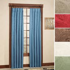 Pleated Table Covers Blackout Curtains And Thermal Curtain Panels Touch Of Class