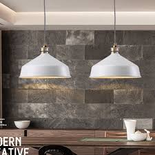 aliexpress buy nordic modern white pendant lights