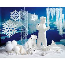 deco giant plush polar bear height 170 cm u0026 decoration at decowoerner
