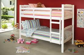 Jessica King Single Bunk Bed Frame By Nero Furniture Harvey - King single bunk beds