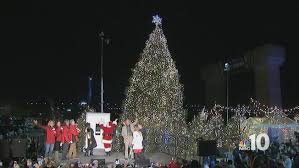 nbc tree lighting 2017 fun facts about the holiday tree lighting at the blue cross