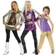 Hannah Montana Halloween Costume Family Tv Costumes Tv Character Costumes Brandsonsale