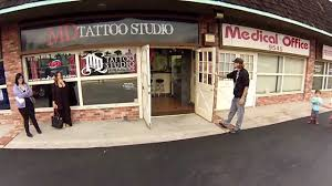 go pro md tattoo studio tour youtube