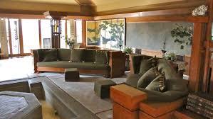 Frank Lloyd Wright Style Home Plans by Frank Lloyd Wright U0027s Hollyhock House Restored To Original Vision
