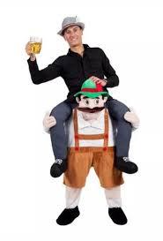 oktoberfest carry me beer guy men u0027s fancy dress costume in