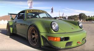 porsche rwb video pca spotlight what makes a rauh welt begriff porsche