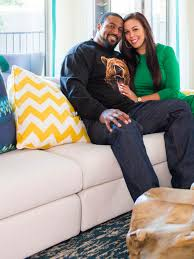Radio Personalities In Houston At Home With Duane And Devi Brown Hgtv