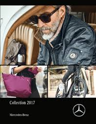 mercedes accessories catalogue mercedes collection 2017 broad range of accessories from