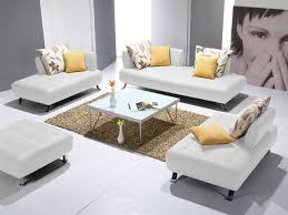 Set Sofa Modern Sofa Design Siena Leather Sofa Set Modern Looking