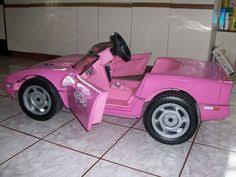 pink corvette power wheels wheels from the radical 90 s a california customs custom