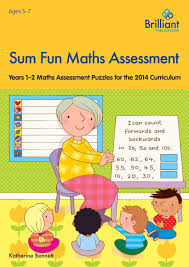 sum fun maths assessment years 1 2 maths assessment puzzles for