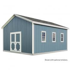 quality storage sheds installed right in your backyard