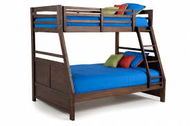 Chadwick TwinFull Bunk Bed Bobs Discount Furniture - Full bunk beds