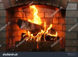 fire fireplace closeup firewood burning fire stock photo 349491503