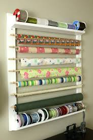 wrapping paper holder wrapping paper holder roll and cutter wall mount ikea