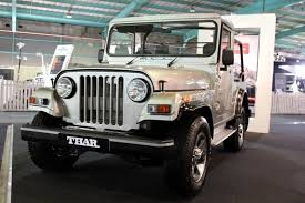 jeep car mahindra delhi auto expo 2012 mahindra