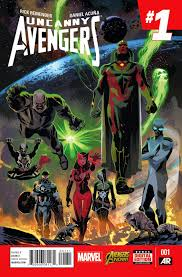 uncanny avengers vol 2 marvel database fandom powered by wikia