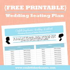 Wedding Plans Wedding Table Planner U0026 Seating Chart Workbook Wedding Planning