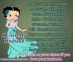 I Love My Husband Meme - facebook meme of the week