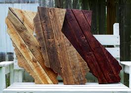 wooden california wall 45 best rustic wooden home decor images on bohemian